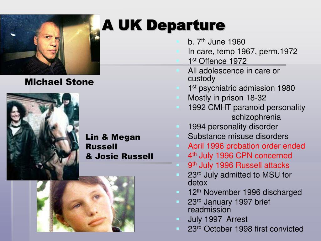 A UK Departure