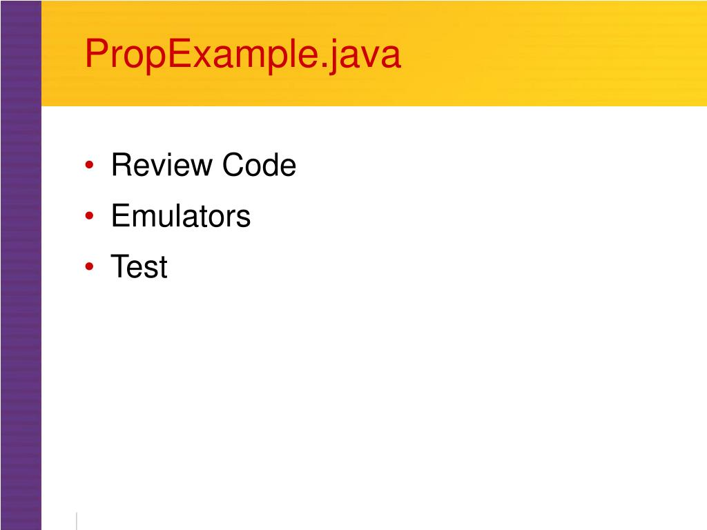 PropExample.java