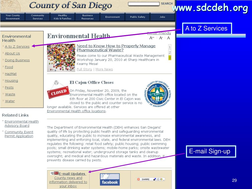 www.sdcdeh.org