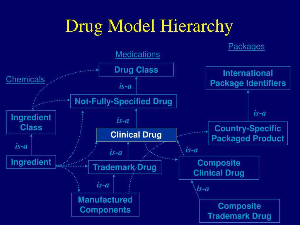 Drug Model Hierarchy