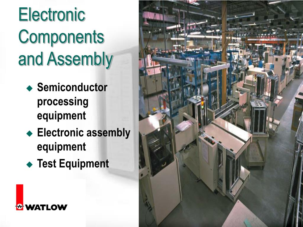 Electronic Components and Assembly