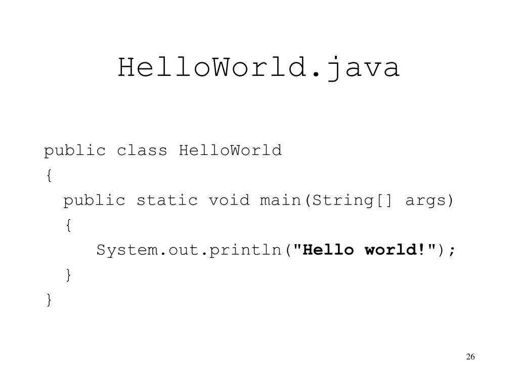 HelloWorld.java