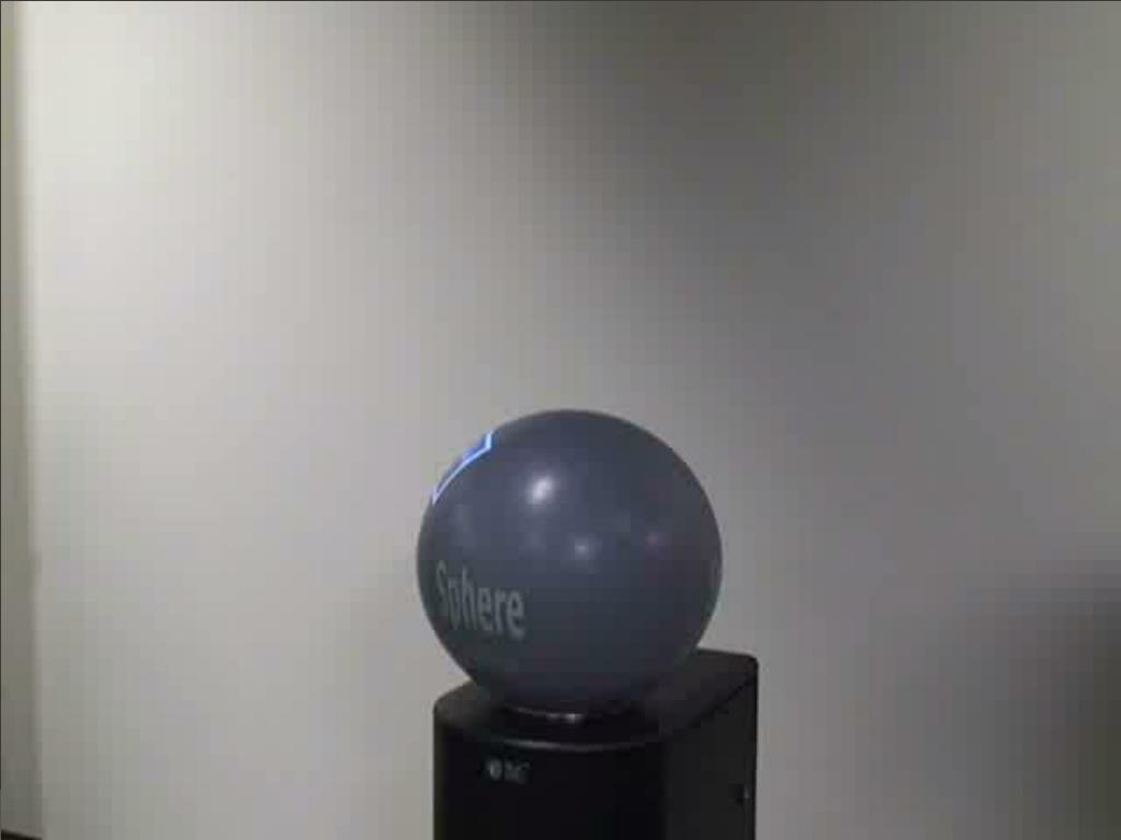 Sphere Multi-Touch Interactions
