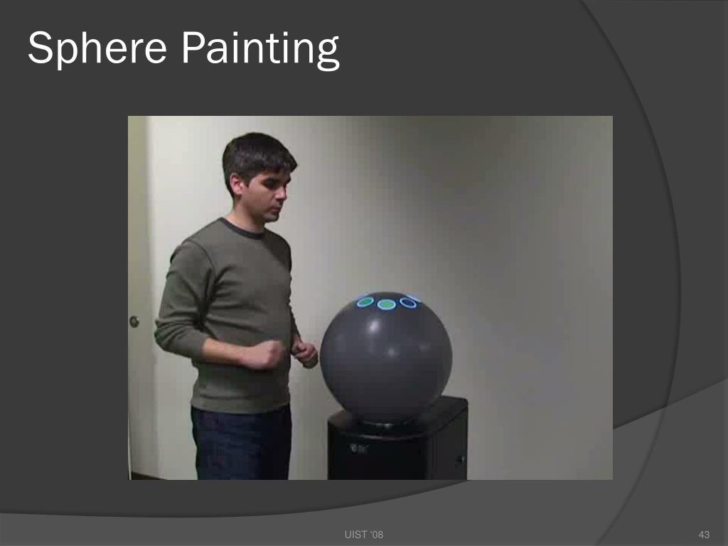 Sphere Painting
