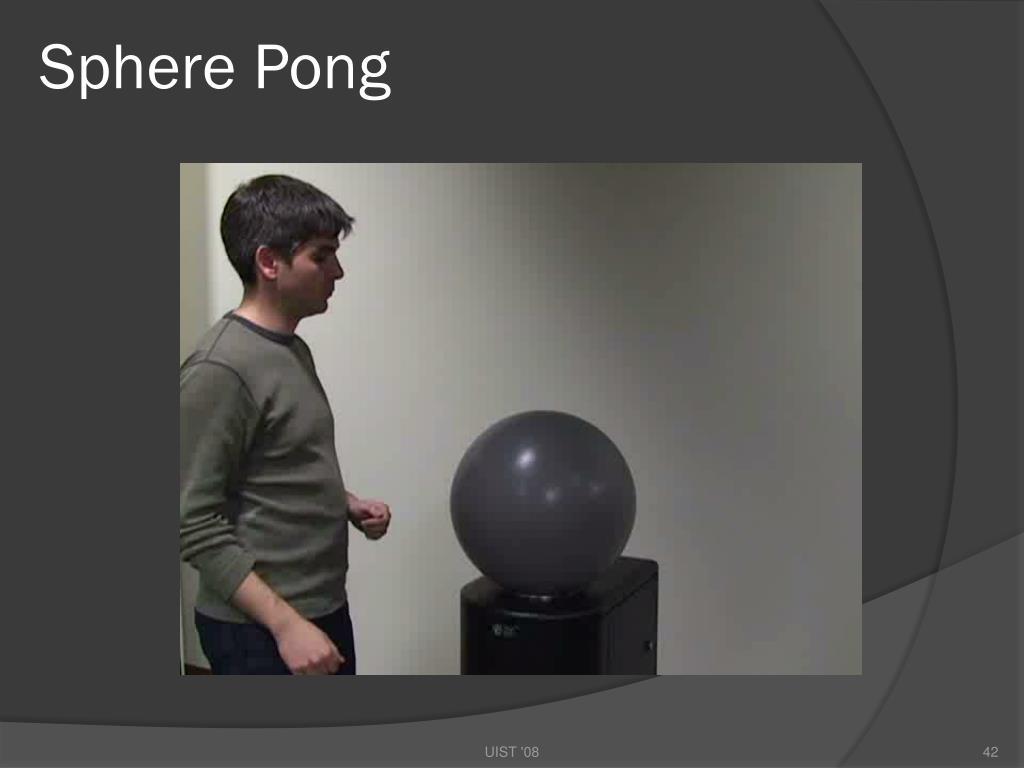Sphere Pong