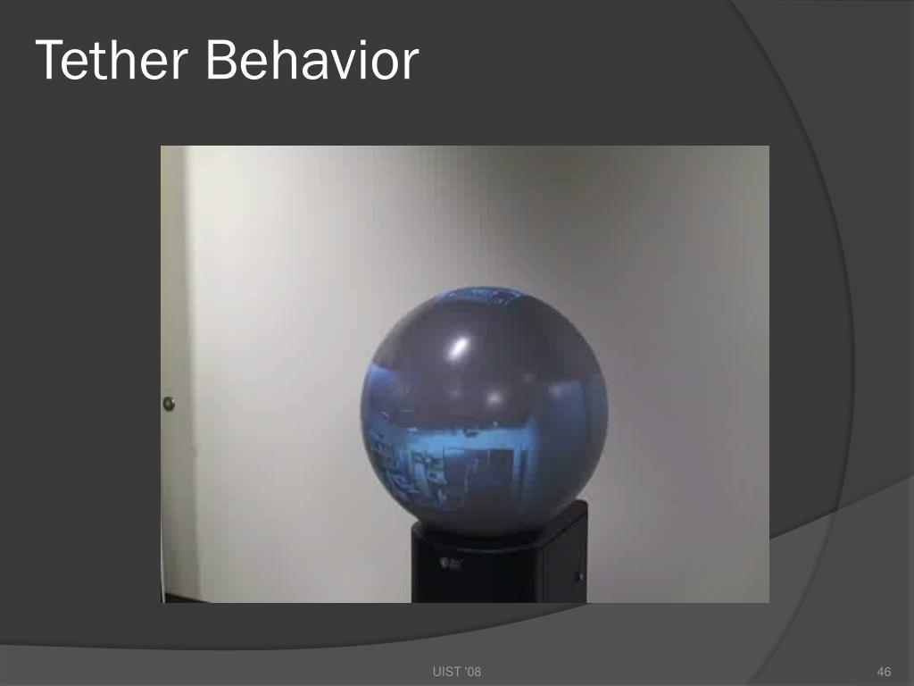 Tether Behavior