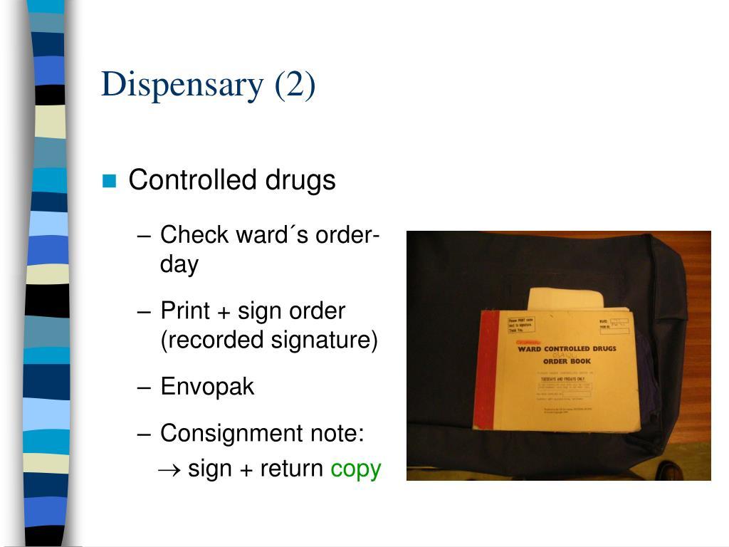 Dispensary (2)