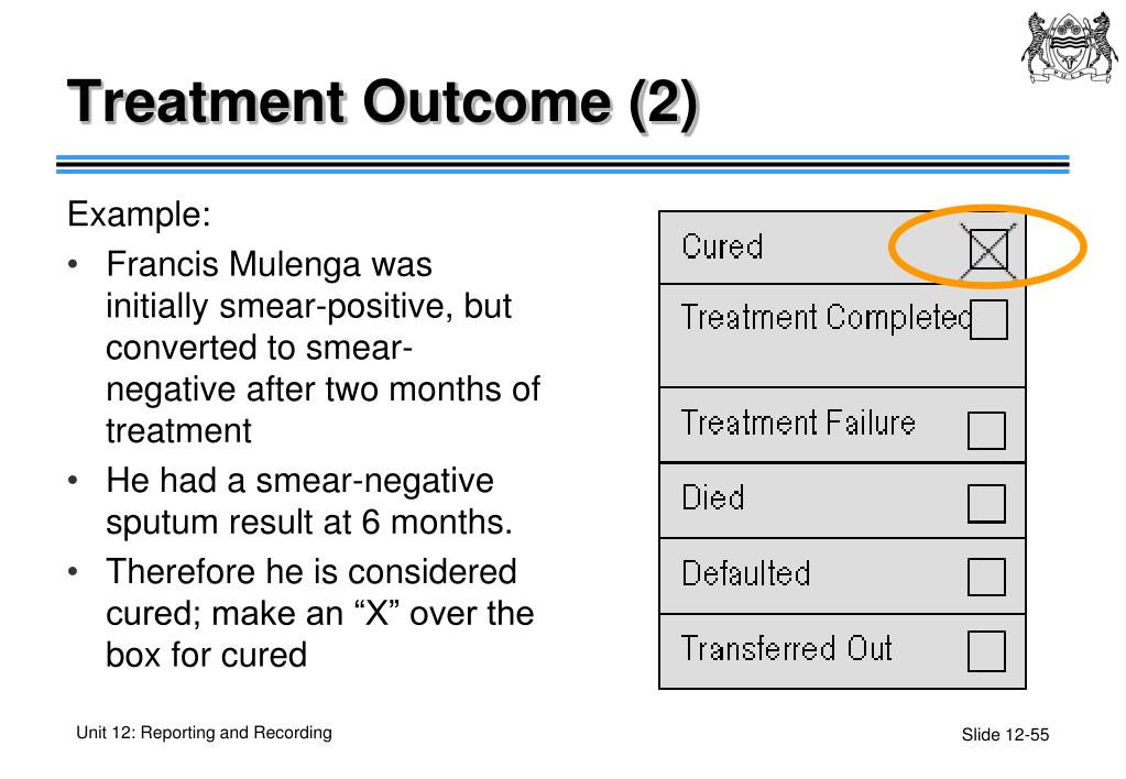 Treatment Outcome (2)