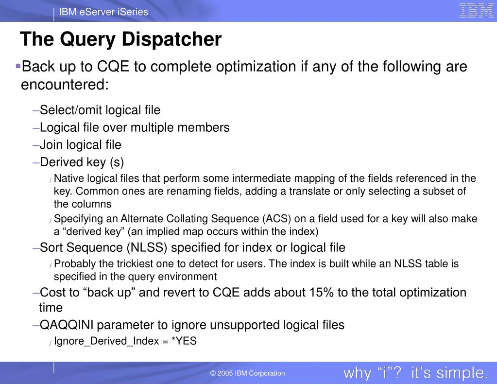 The Query Dispatcher