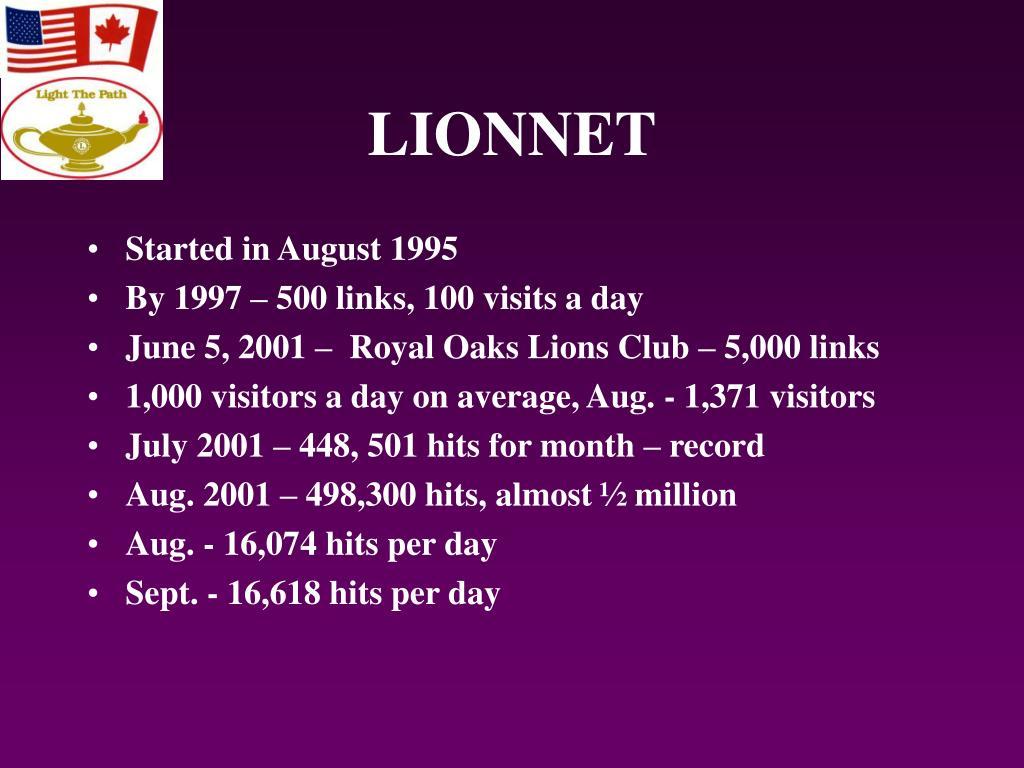 LIONNET