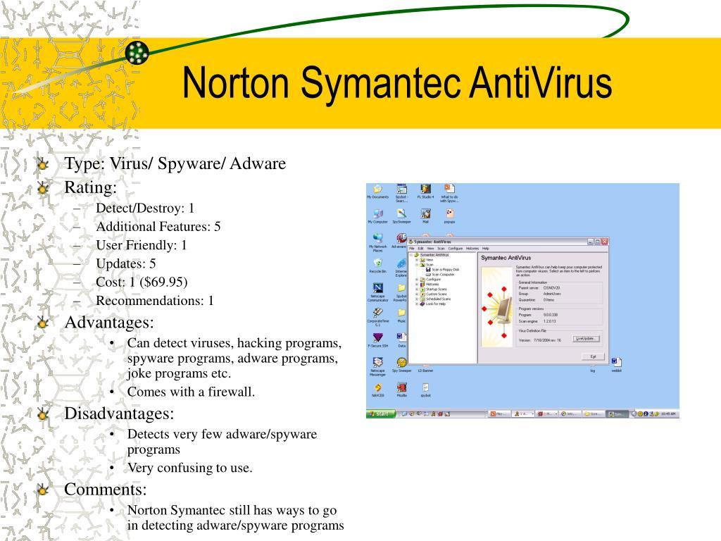 Norton Symantec AntiVirus