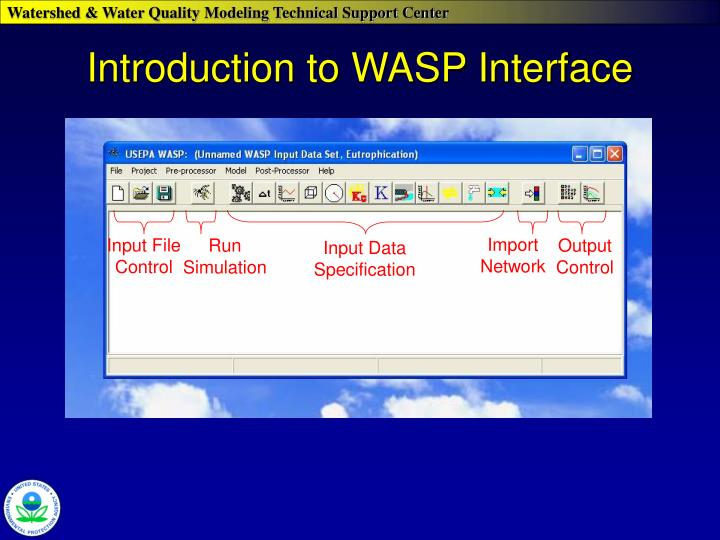 Introduction to wasp interface