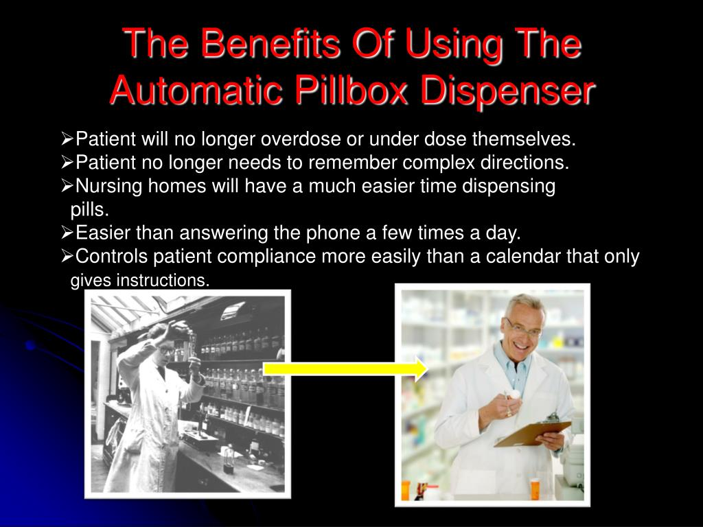 The Benefits Of Using The Automatic Pillbox Dispenser