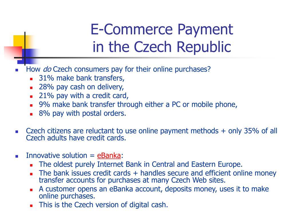 E-Commerce Payment