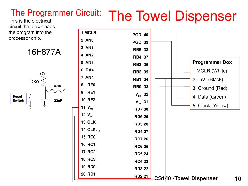 The Programmer Circuit: