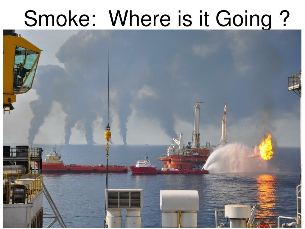 Smoke:  Where is it Going ?