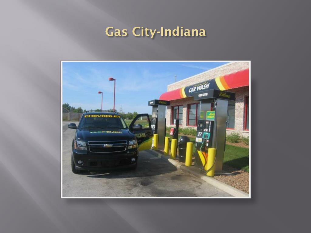 Gas City-Indiana