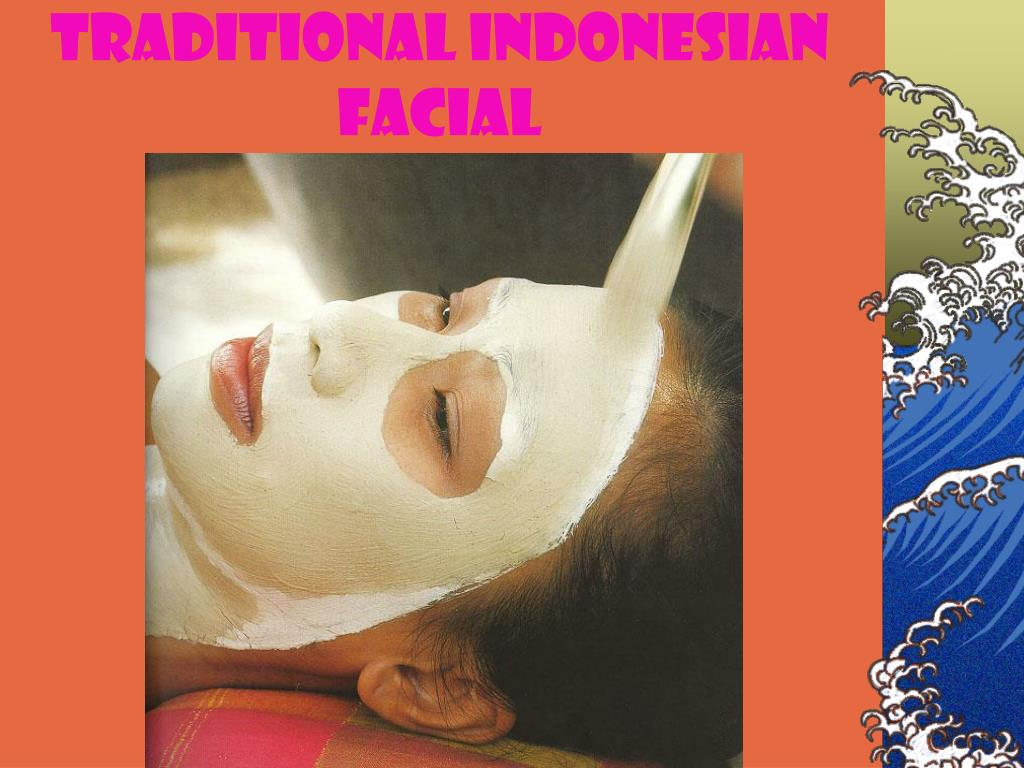 Traditional Indonesian Facial