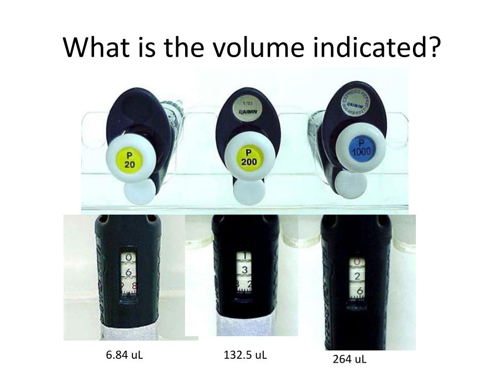 What is the volume indicated?