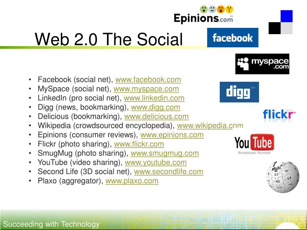 Web 2.0 The Social