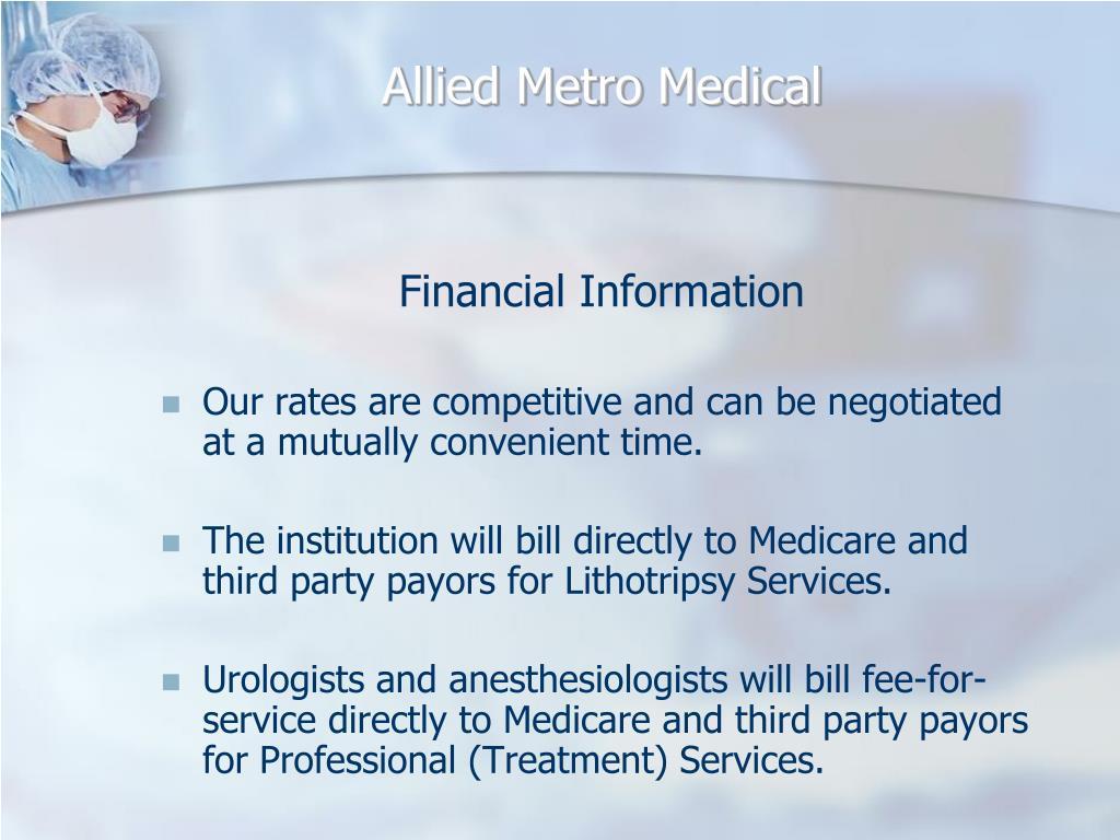 Allied Metro Medical