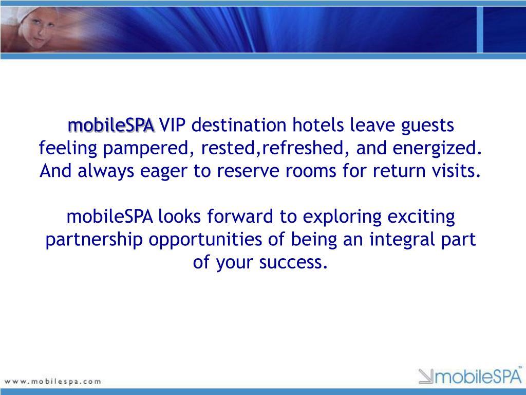 mobileSPA