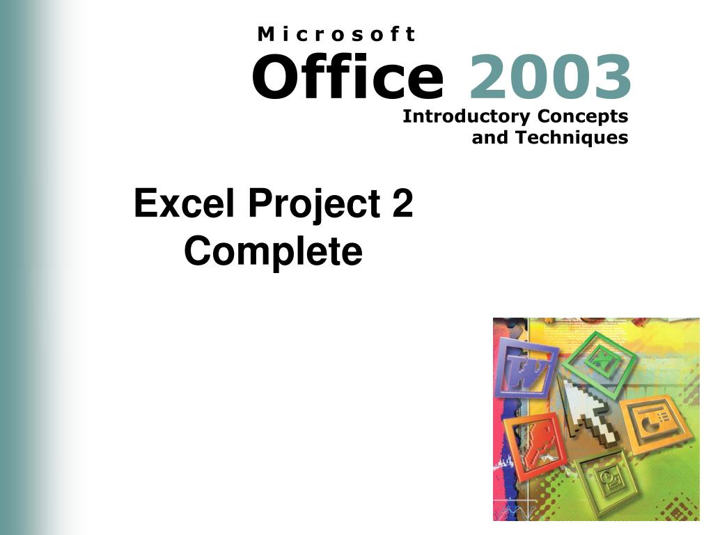 Excel Project 2 Complete