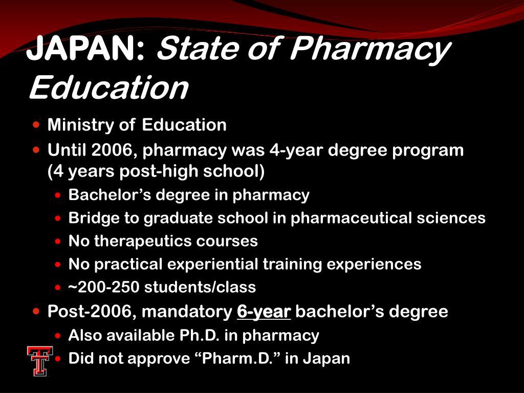 JAPAN: