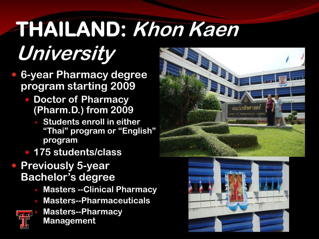THAILAND: