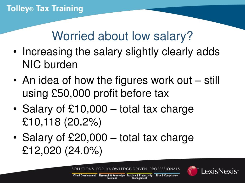 Worried about low salary?