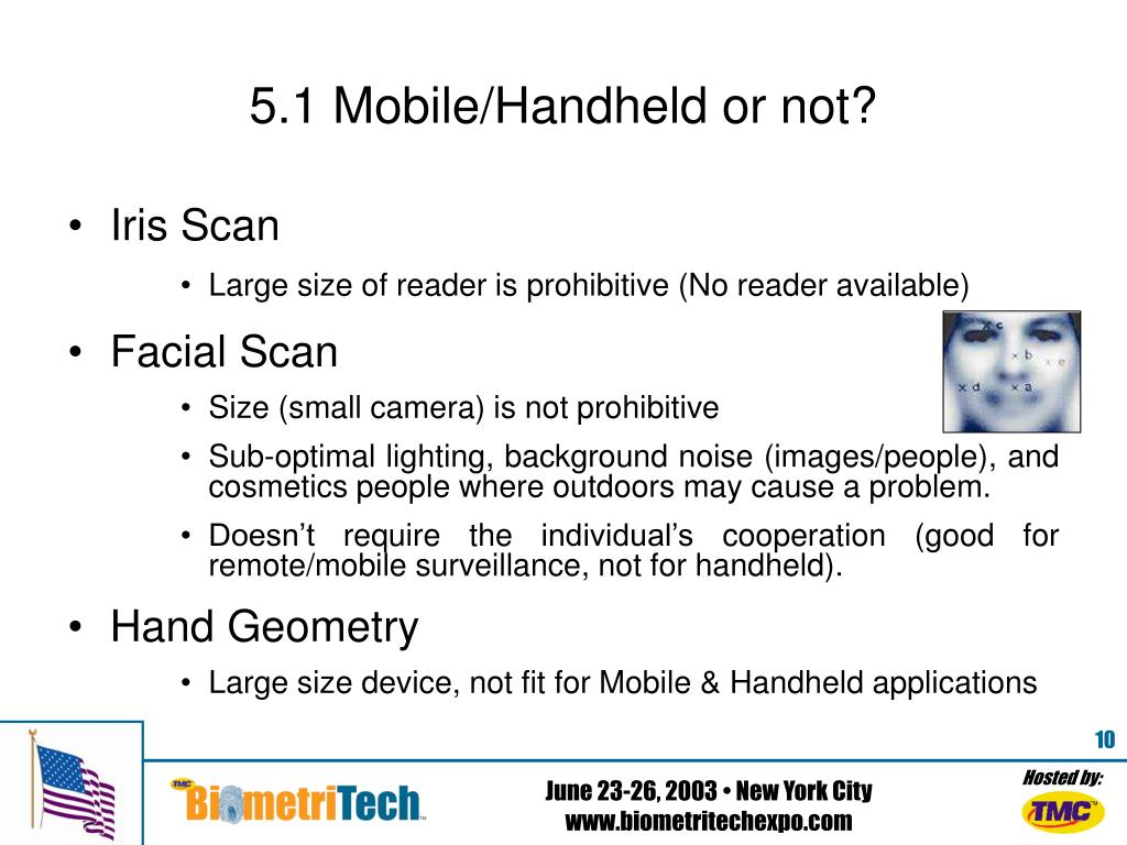 5.1 Mobile/Handheld or not?