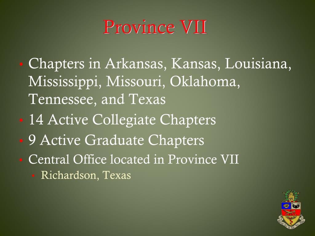 Province VII