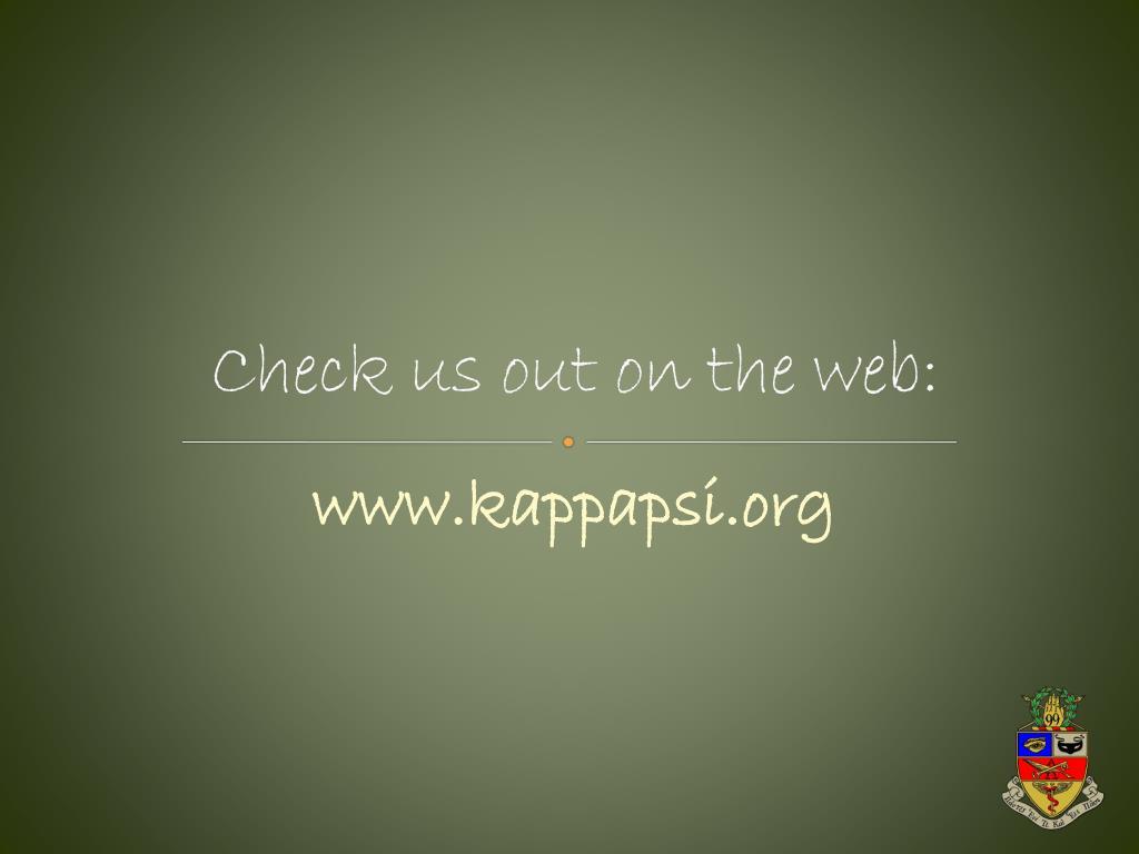 www.kappapsi.org