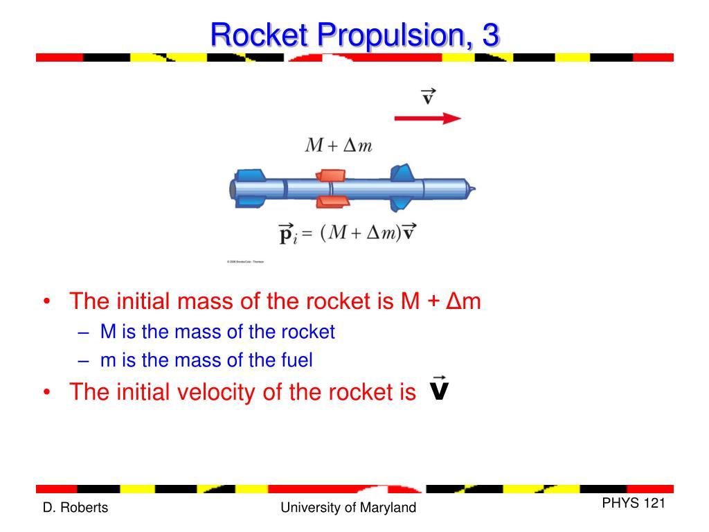 Rocket Propulsion, 3