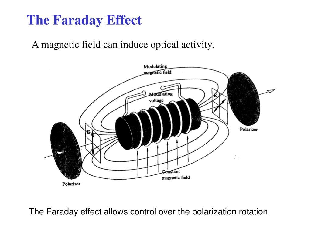 The Faraday Effect