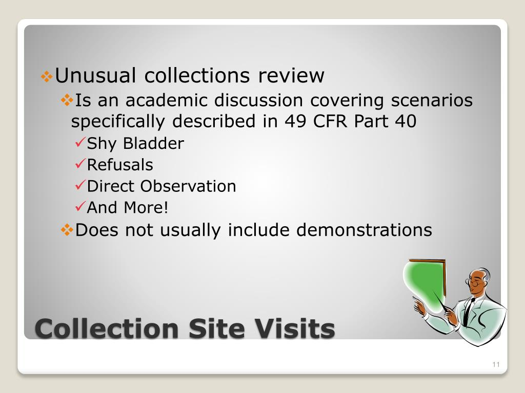 Unusual collections review