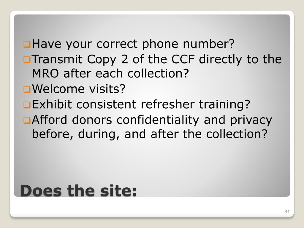 Have your correct phone number?