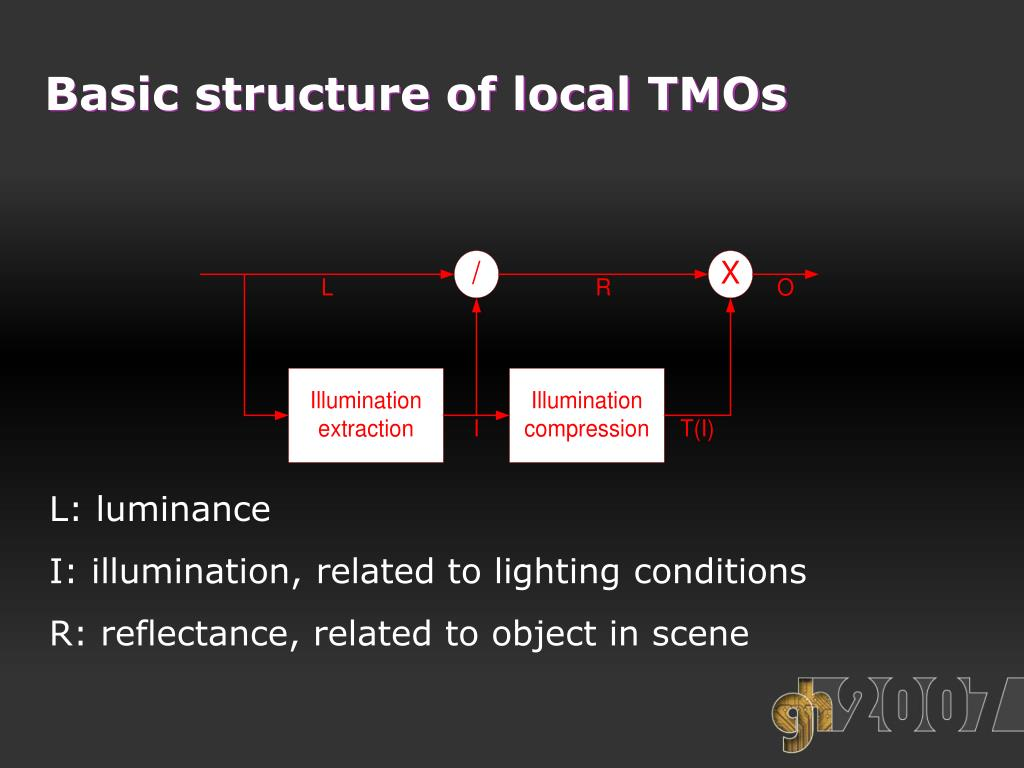 Basic structure of local TMOs