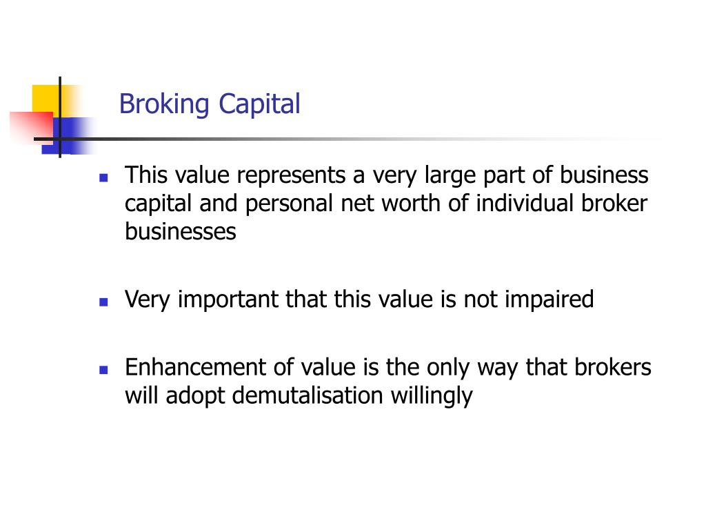 Broking Capital