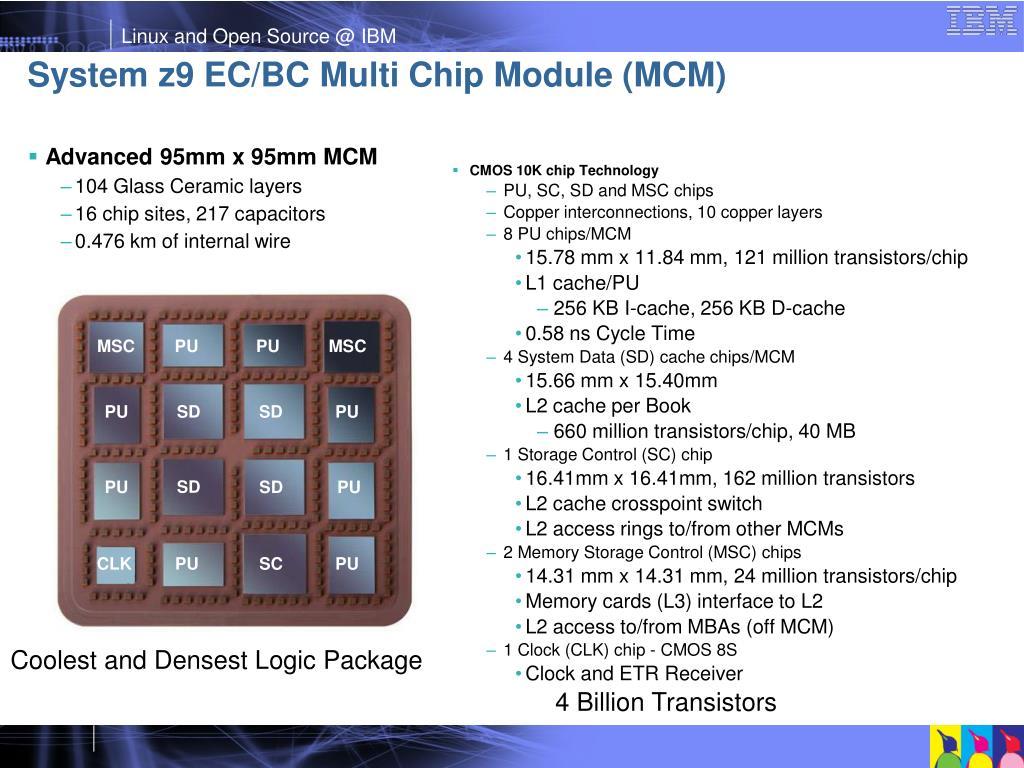 CMOS 10K chip Technology