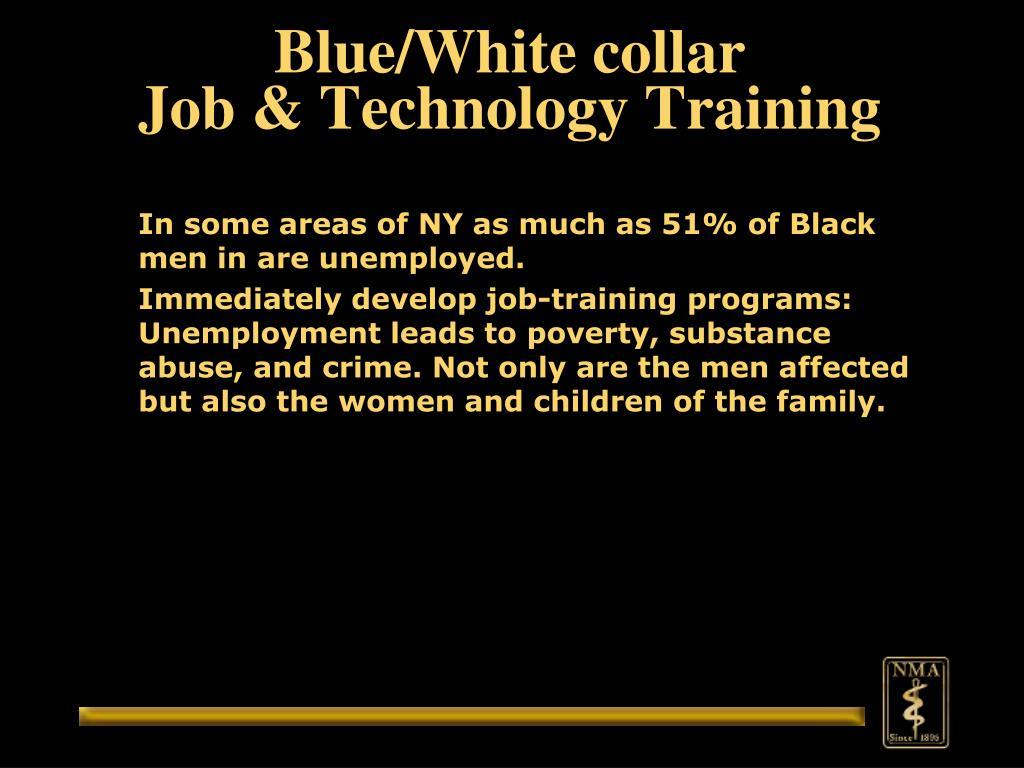 Blue/White collar