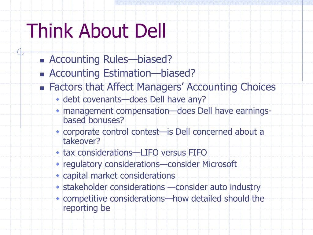 Think About Dell