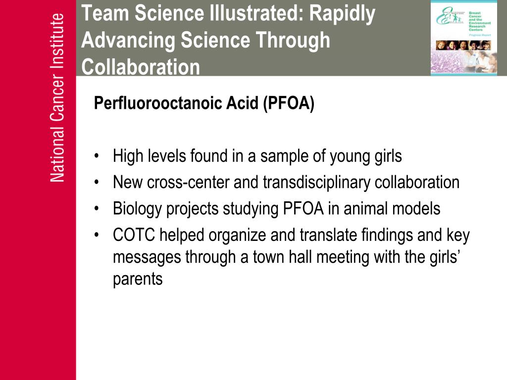 Team Science Illustrated: Rapidly