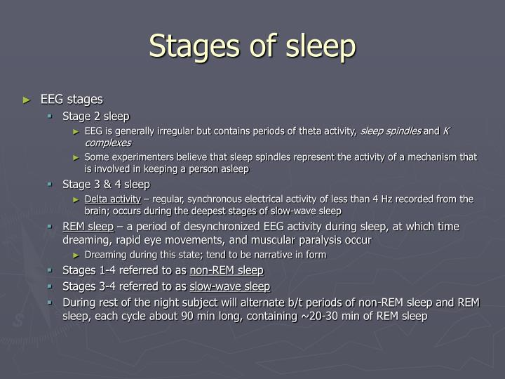Stages of sleep3