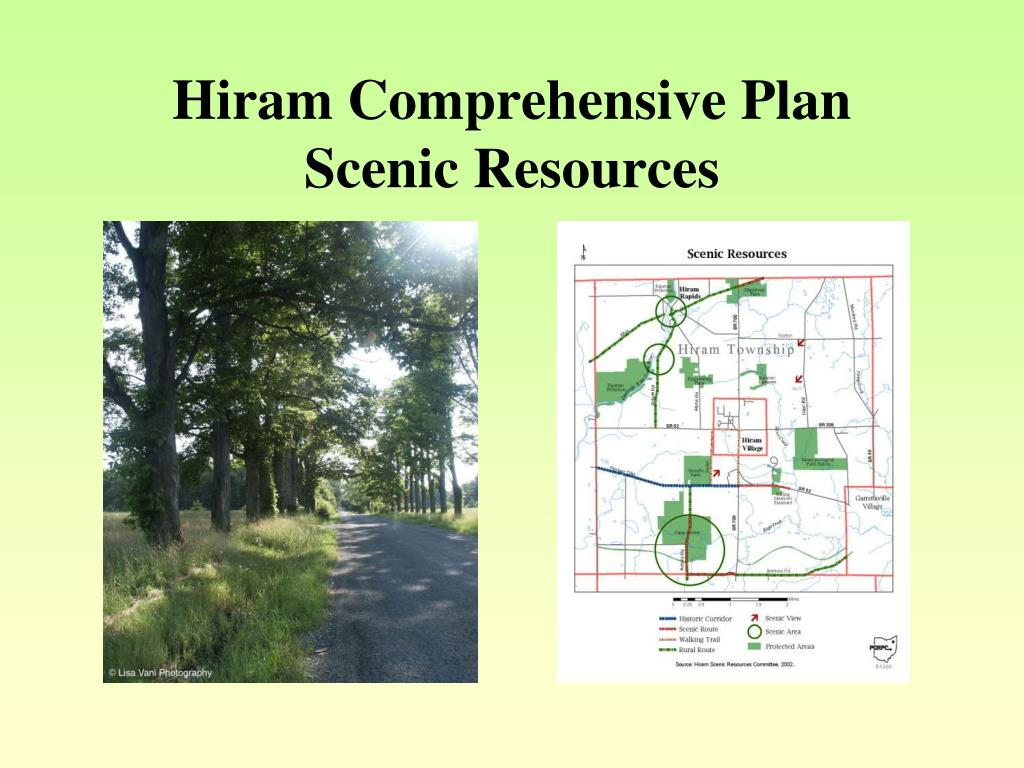 Hiram Comprehensive Plan