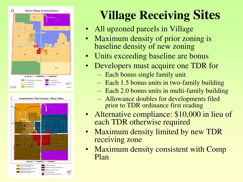 Village Receiving