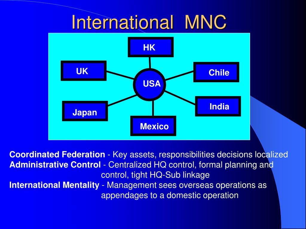 International  MNC