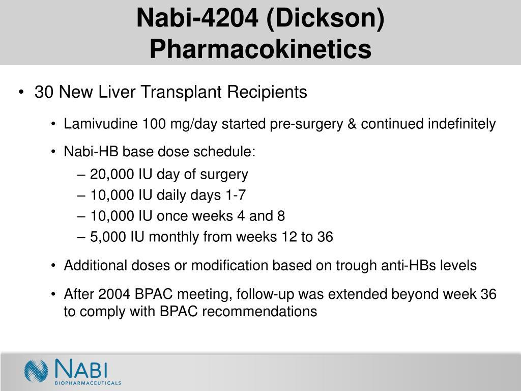 Nabi-4204 (Dickson)