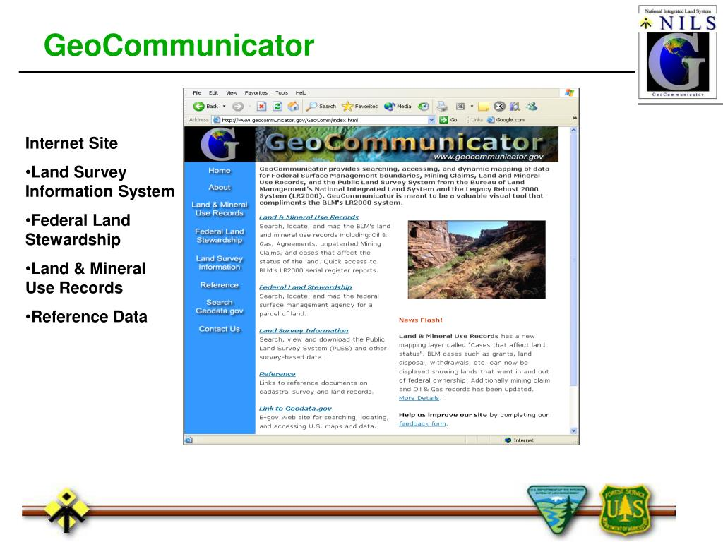 GeoCommunicator
