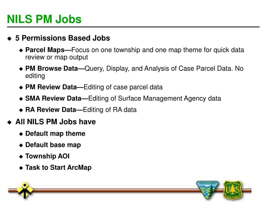 NILS PM Jobs